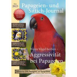 Papageien- und Sittich-Journal / Aktuelle Ausgabe